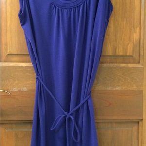 Deep Blue/purple dress